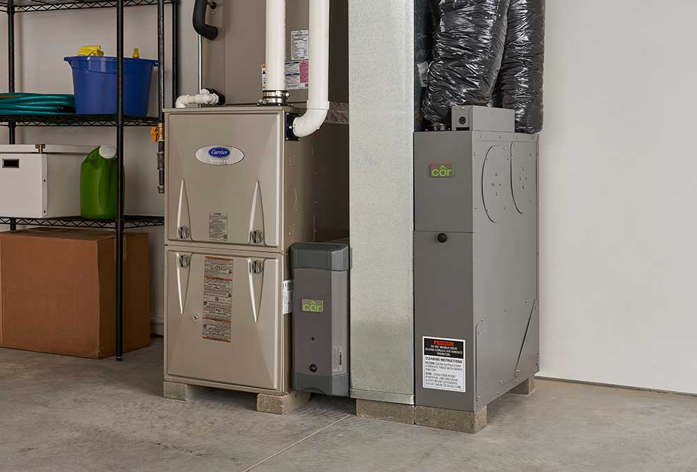 What is a furnace?